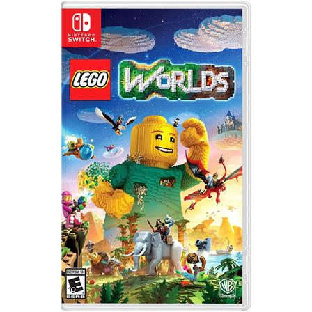 Lego Worlds Nintendo Switch 883929589296